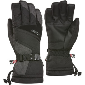 KOMBI Original Gloves Dame Black Crosshatch